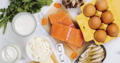 ATENCIÓN: Alimentos como fuente de vitamina D