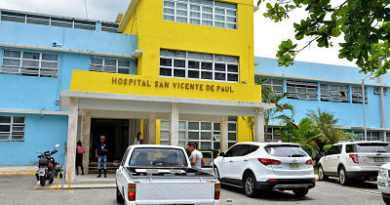 ALERTA: Denuncian deterioro progresivo de Hospital San Vicente de Paúl