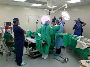 ATENCIÓN: Maternidad la Altagracia realiza Jornada quirúrgica de procedimientos de piso pélvico