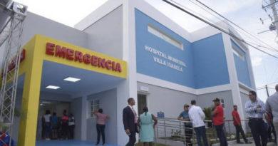 Inauguran Hospital Municipal Villa Isabela, Puerto Plata