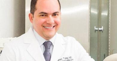 """OJO: Doctor Luis López Tallaj dice existe un """"gallo loquismo"""" en ejercicio de la medicina en el país"""