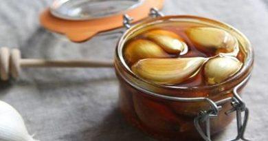OJO: Miel con de ajo medicinal y para qué sirve.