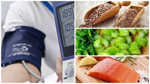 PRUEBALO: Controla la hipertensión aumentando el consumo de estos 7 alimentos