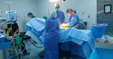 Hospital José María Cabral y Báez realiza jornada quirúrgica