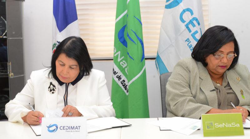 SeNaSa y CEDIMAT se unen para la mejora de calidad de vida de niños con cardiopatías congénitas