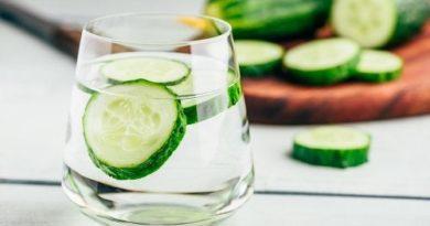OJO: Agua de pepino para la retención de líquidos: beneficios y receta