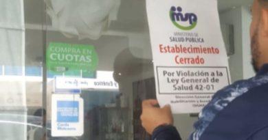 OTRA MAS: Salud Pública clausura quirófano de otra clínica estética