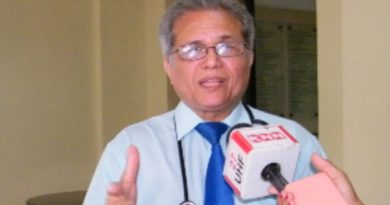 """Waldo Ariel Suero: Califica de """"infeliz"""" declaraciones del ministro de Salud que responsabilizan a médicos de muertes por dengue"""