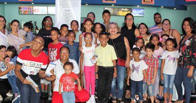 Autismo sin Fronteras y Caribbean Cinemas unidos para que niños especiales disfruten estreno de Paw Patrol