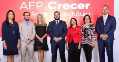 AFP Crecer agasaja a los gestores de recursos humanos por décima vez