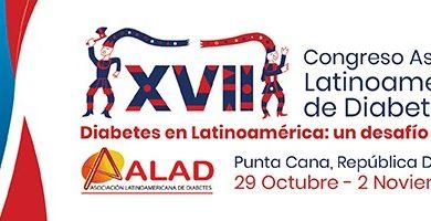 ALAD anuncia XVII Congreso sobre diabetes en Latinoamérica