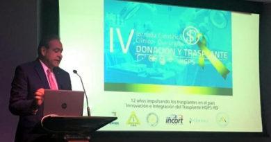 HGPS realiza IV Jornada Científica Clínico Quirúrgica de Donación y Trasplante