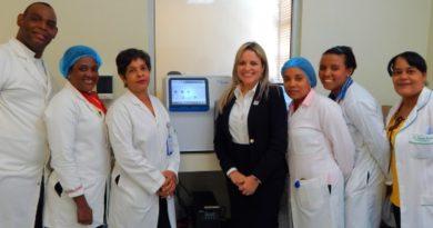 El Hospital Pediátrico Dr. Hugo Mendoza adquirió dos equipos para agilizar las pruebas de laboratorio, sobre todo pacientes del Área de Emergencias.