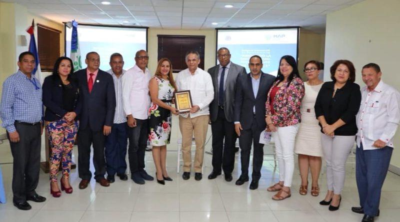 ARL gana medalla de oro en Premio Provincial a la Calidad del MAP