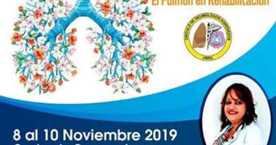 Círculo de Neumólogos Egresados del Gautier realizará congreso