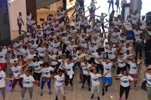 ARS Palic realiza zumba por la prevención de enfermedades del corazón