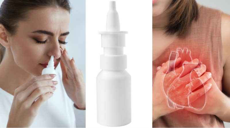 OJO: Daño irreversible que puede causar el uso excesivo de gotas nasales