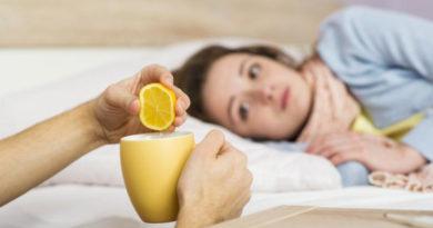 OJO: Remedios caseros para el Dolor de Garganta