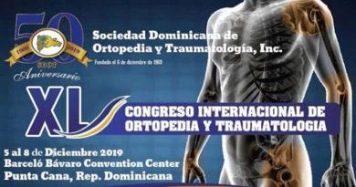Ortopedas celebrarán 50 aniversario con congreso