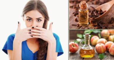 ATENCIÓN: Remedios caseros para el mal aliento