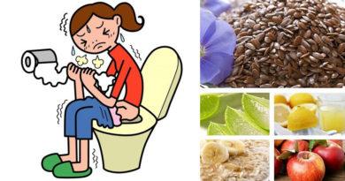 ATENCIÓN: Remedios caseros para el Estreñimiento