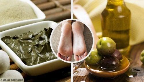 Hidrata tus talones secos con estos increíbles remedios caseros