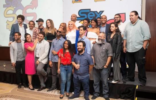 Presentan primera serie educativa de la televisión dominicana acerca de sexualidad