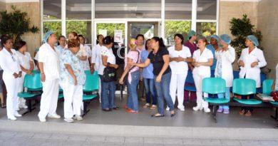 ATENCIÓN: Crisis en hospital Arturo Grullón