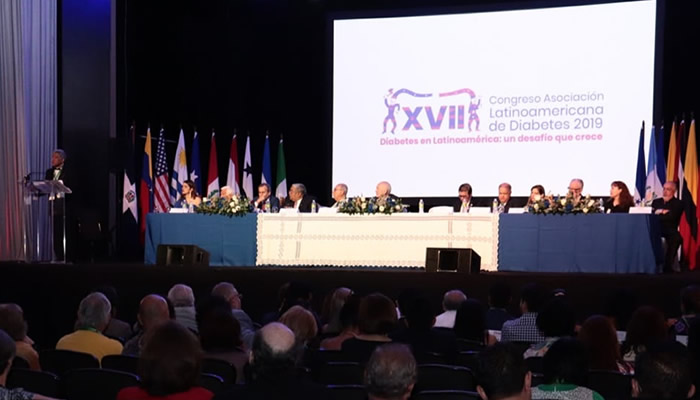 Especialistas de toda Latinoamérica analizan diabetes como desafío