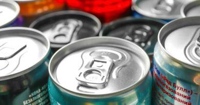 ATENCIÓN: Riesgos para la salud de las bebidas energéticas