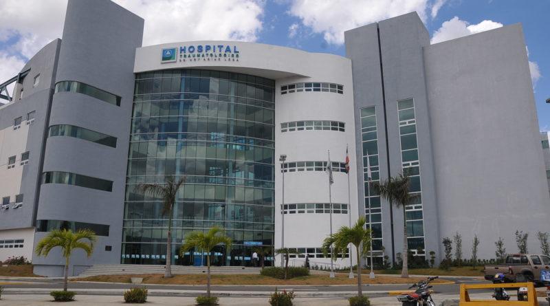 Hospital Ney Arias Lora realiza procedimiento de craneotomía a paciente embarazada