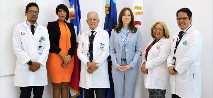 INCART recibe visita de Organismo Internacional de Energía Atómica