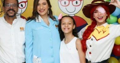 """""""Ver Kids"""" realiza jornada por Mes de la Ambliopía"""