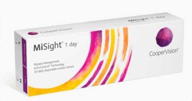 FDA aprueba lentes contacto para retrasar miopía en niños