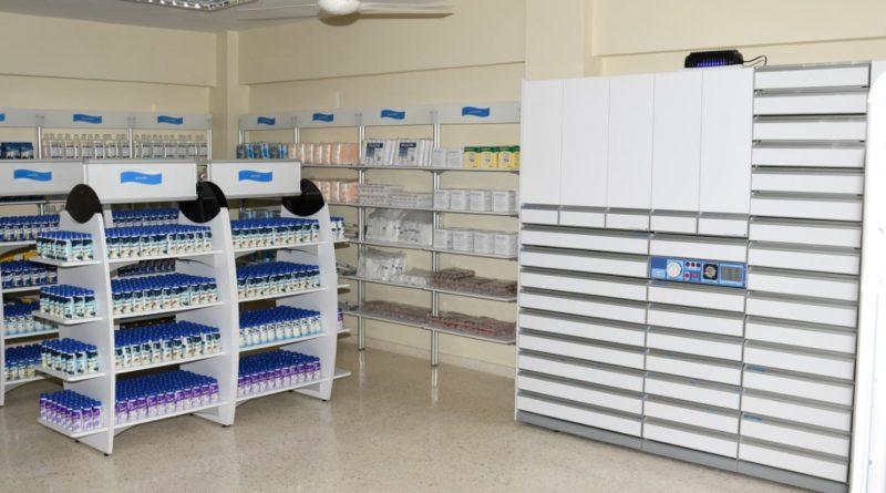 Promese/Cal inaugura farmacia del pueblo en Ciudad de la Salud