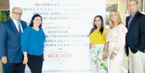Congreso Mundial de Neurología en Dubái reúne 30 neurólogos RD