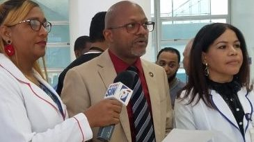 ATENCIÓN: Médicos Incart denuncian deuda de 300 millones