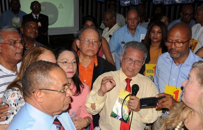ATENCIÓN: Waldo Ariel Suero gana otra vez la presidencia CMD