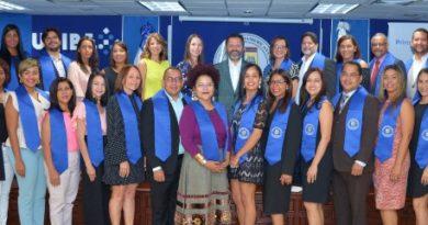 Primera ARS y UNIBE cierran Diplomado de Seguro Familiar de Salud