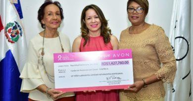 Donan más de 3 millones para apoyar lucha contra cáncer de mama