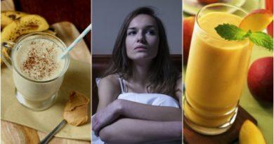 ATENCIÓN: Combate el insomnio de forma natural con estos 5 deliciosos batidos