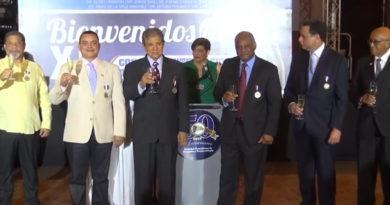 Sociedad Ortopedia reconoce miembros destacados
