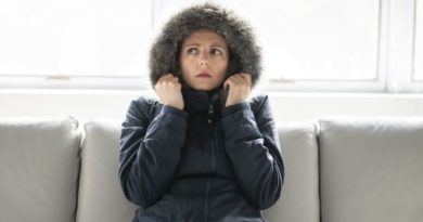 ¿Por qué sentimos frío? (y no es solo por la baja temperatura)