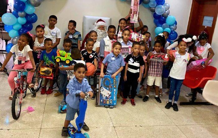 ARS GMA realiza actividad recreativa para hijos de colaboradores