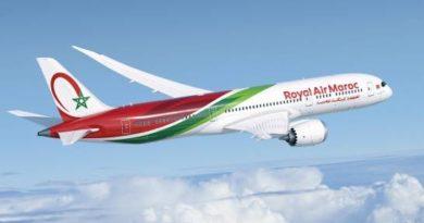 Aerolínea marroquí suspende durante todo febrero los vuelos a Pekín