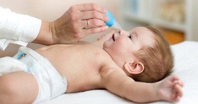 OJO: Cómo descongestionar la nariz de un bebé