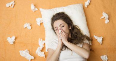Consejos para disminuir los síntomas de la influenza