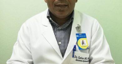 El Robert Reid logra baja tasa infección hospitalaria