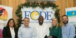 Hoteleros de Romana-Bayahibe hacen donativo para respaldar lucha contra el cáncer
