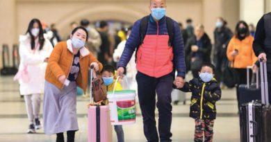 ATENCIÓN: Ante nuevo virus, vigilan a pasajeros que llegan desde Asia